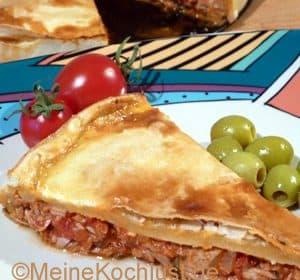 Thunfisch-Pastete